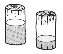 Figure 5. Wood water content before seasoning and after seasoning.